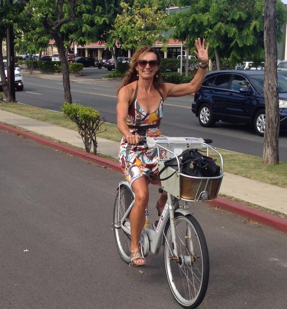 Launching a successful bikesharing program as the CEO of Bikeshare Hawaii is my current goal.
